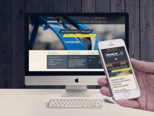 Webdesign Manlik KFZ München